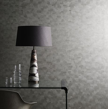 Alchemy Wallpaper in Chocolate Color by Osborne & Little