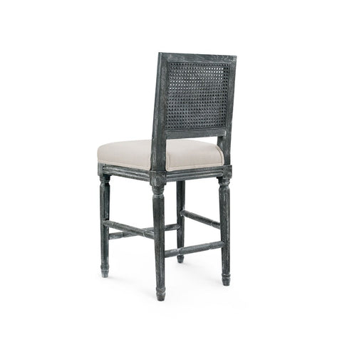 Annette Counter Stool in Grey by Bungalow 5