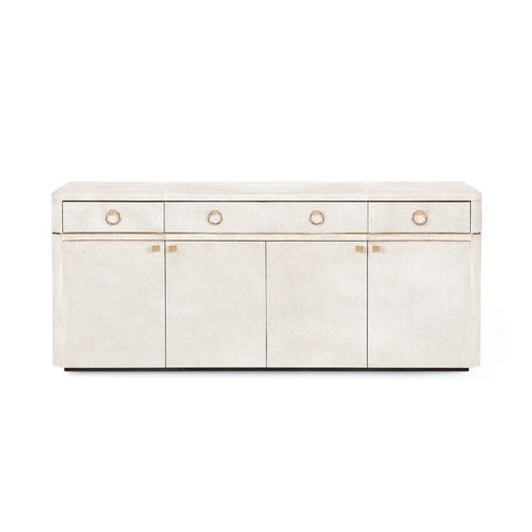 Andre 3-Drawer & 4-Door Cabinet in Various Colors