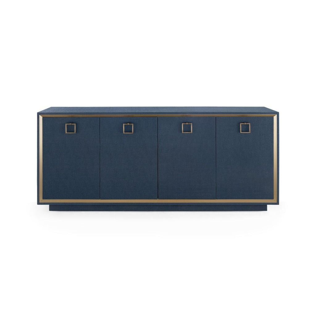 Ansel 4-Door Cabinet in Various Colors by Bungalow 5