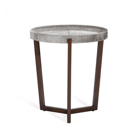 Ansley Large Tray Table in Hide design by Interlude Home