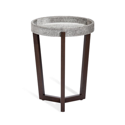 Ansley Small Tray Table in Hide design by Interlude Home