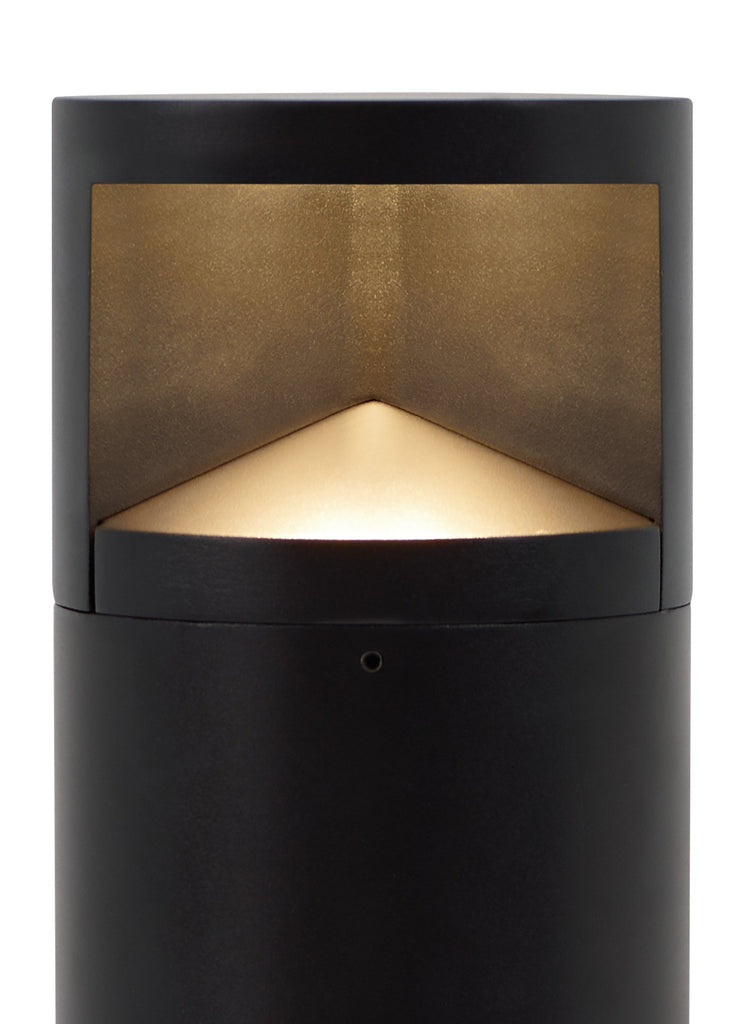 4000K Arkay One 36 Outdoor Bollard by Tech Lighting