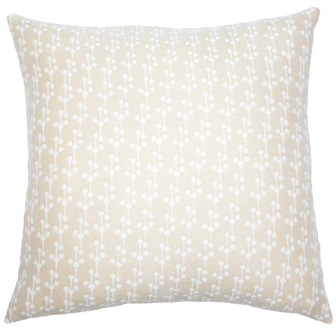 Aruba Drops Pillow  in various sizes design by Square feathers