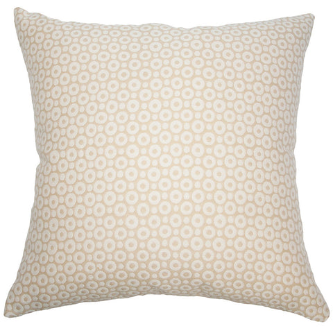 Aruba Rings Pillow  in various sizes design by Square feathers