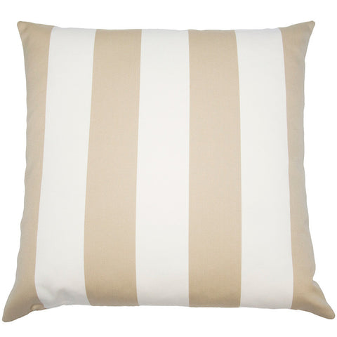 Aruba Stripe Pillow  in various sizes design by Square feathers