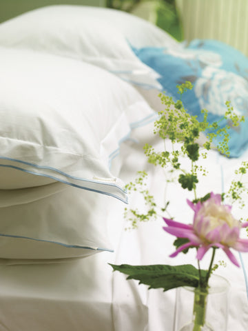 Astor Delft Bedding design by Designers Guild