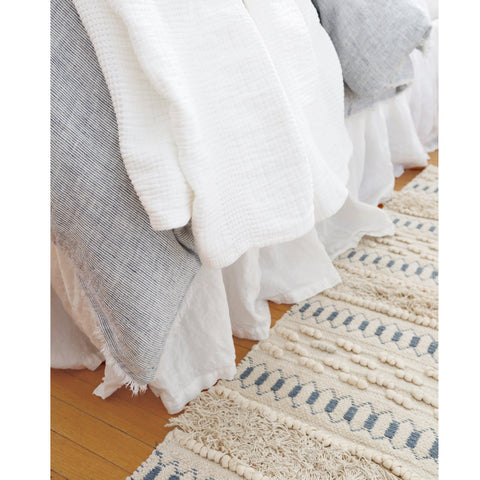 Avery Handwoven Rug in multiple sizes by Pom Pom at Home