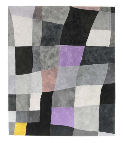 Amo Whitters Palette Hand Tufted Rug in Multi design by Second Studio