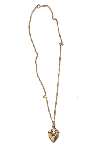 Ballast Necklace by WATERSANDSTONE