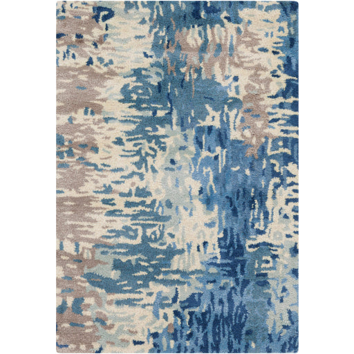 Banshee Multi-Color Rug design by Surya