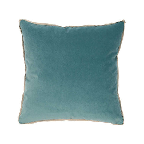 Banks Pillow in Turquoise design by Moss Studio