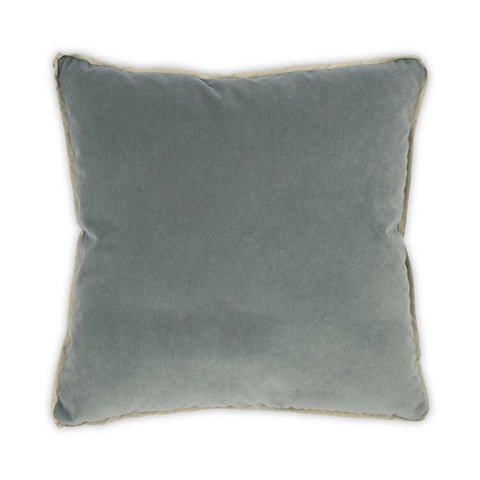 Banks Pillow in Heron design by Moss Studio