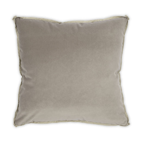 Banks Pillow in Vicuna design by Moss Studio