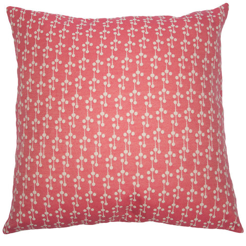 Barbados Drops Pillow  in various sizes design by Square feathers