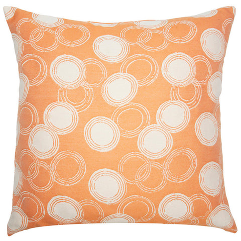 Barbados Ripples Pillow  in various sizes design by Square feathers