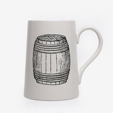 Barrel Tankard design by Izola
