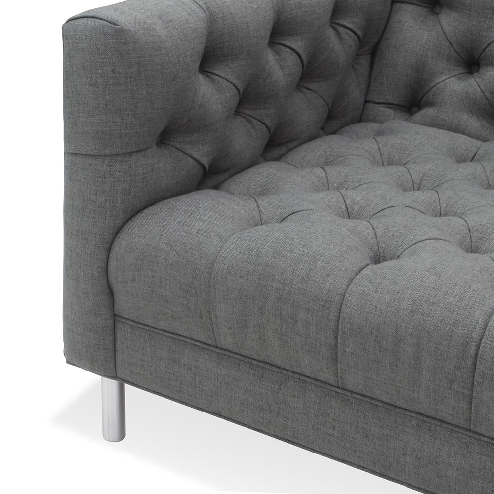 Baxter Chaise Sectional Right Arm Facing