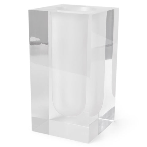 Bel Air Test Tube Vase in White