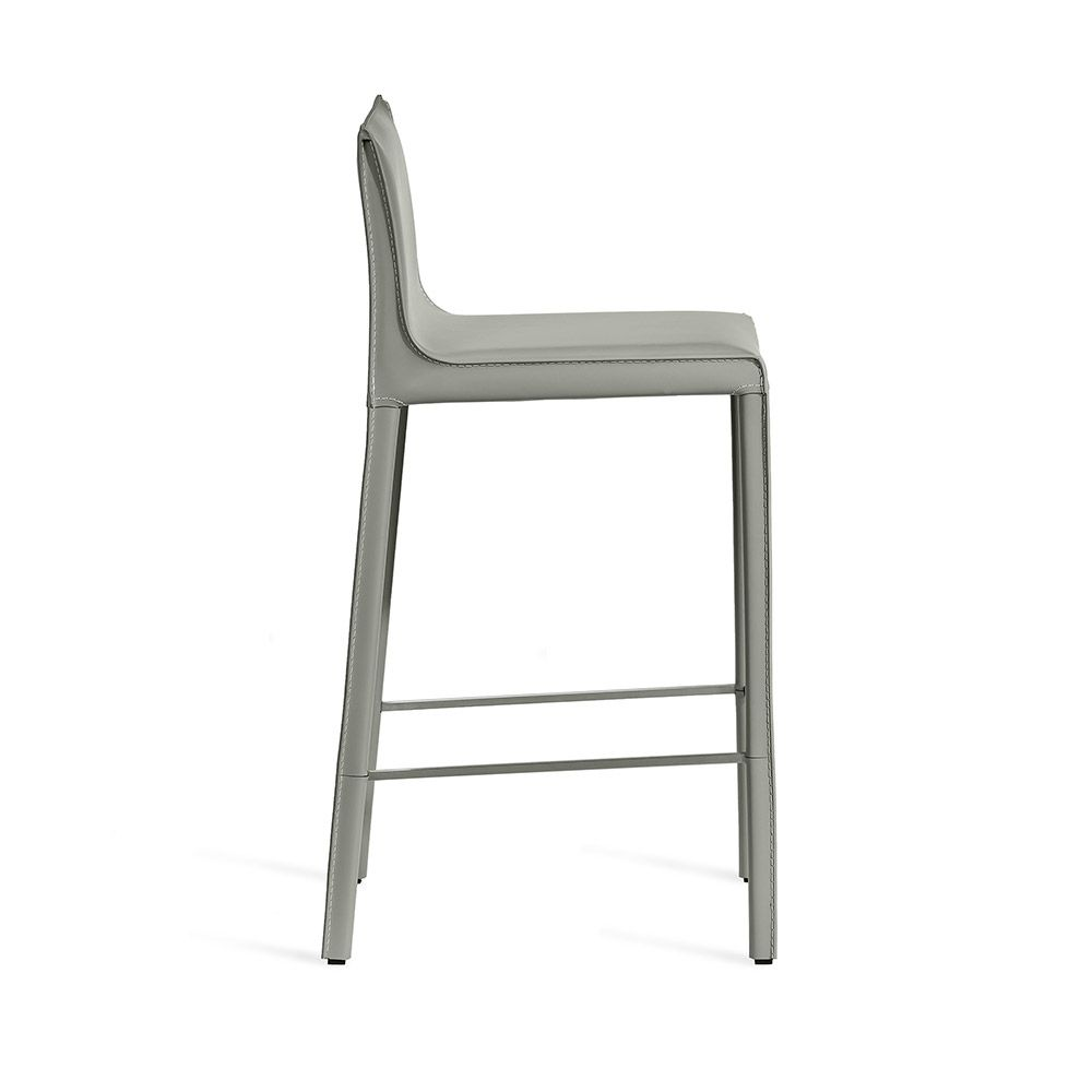 Bianca Bar + Counter Stools in Grey
