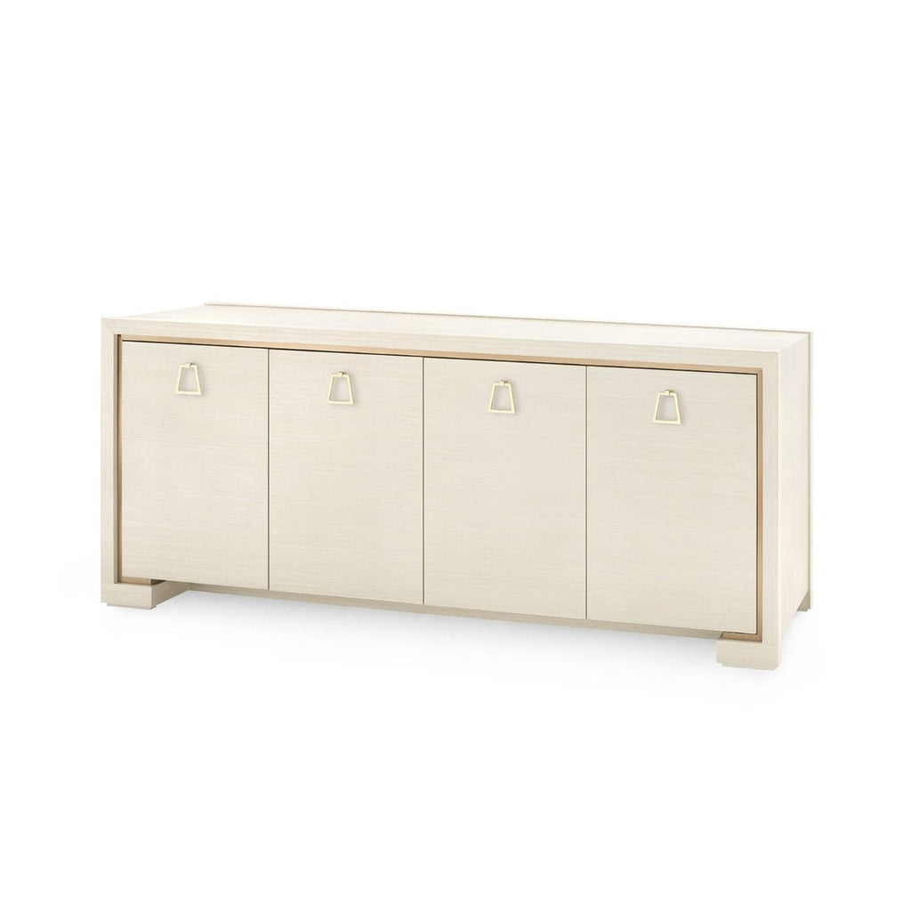 Blake 4-Door Cabinet in Various Colors by Bungalow 5