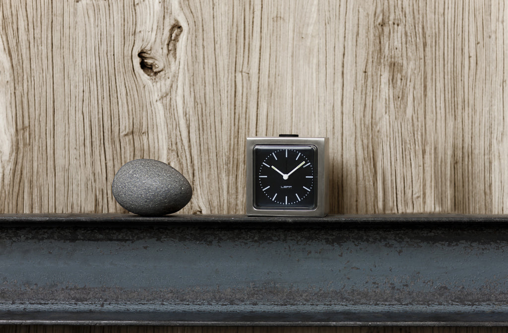 Block Alarm Clock design by Leff Amsterdam