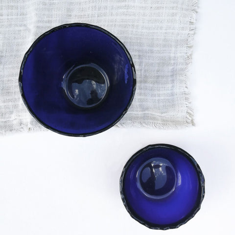 Dulari Glass Dinner Bowl by BD Edition I