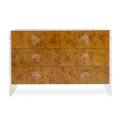 Bond Six-Drawer Credenza