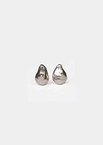 Boob Stud Earrings by WATERSANDSTONE