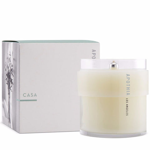 Casa Candle design by Apothia