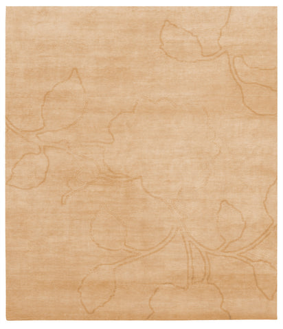 Bellagio Ruby Hand Knotted Rug in Beige design by Second Studio
