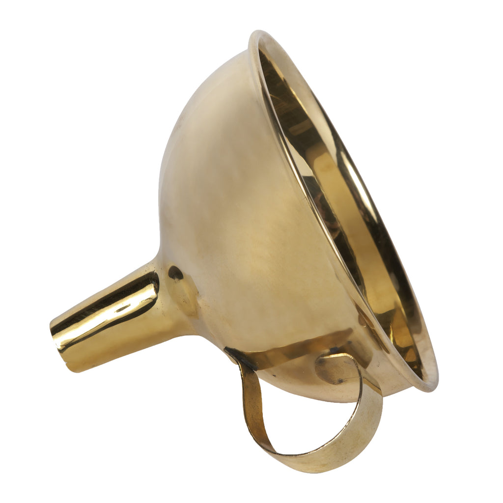 Brass Funnel design by Sir/Madam