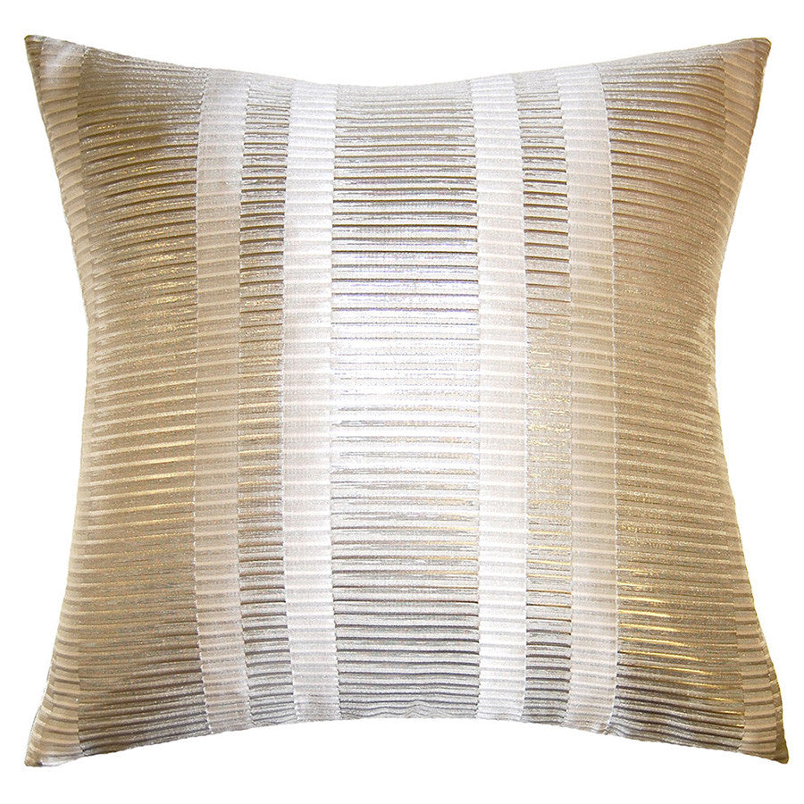 Brillante Bars Pillow in various sizes design by Square feathers