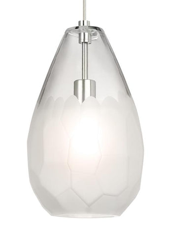 2700K Briolette Grande Pendant by Tech Lighting