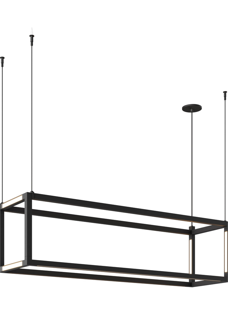 24V Surface Canopy Brox 48 Linear Suspension by Tech Lighting