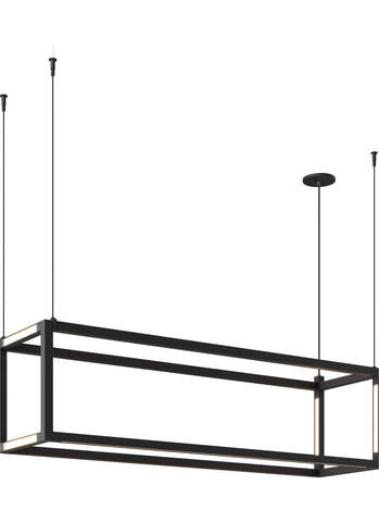 24V Remote Canopy Brox 48 Linear Suspension by Tech Lighting