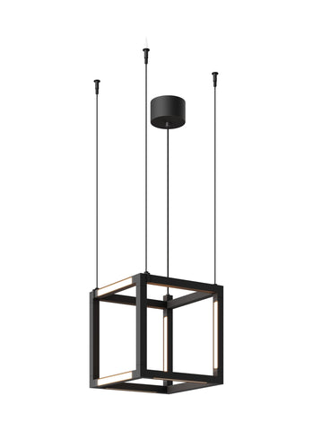 24V Remote Canopy Brox Cube 12 Pendant by Tech Lighting