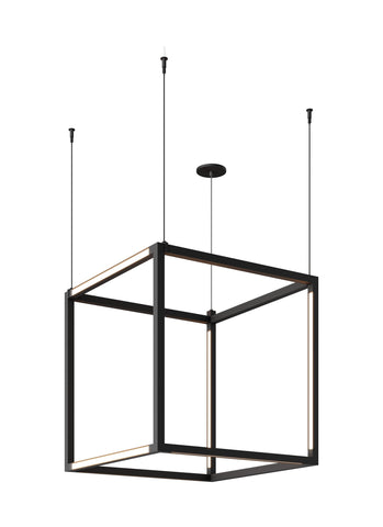 24V Remote Canopy Brox Cube 24 Pendant by Tech Lighting