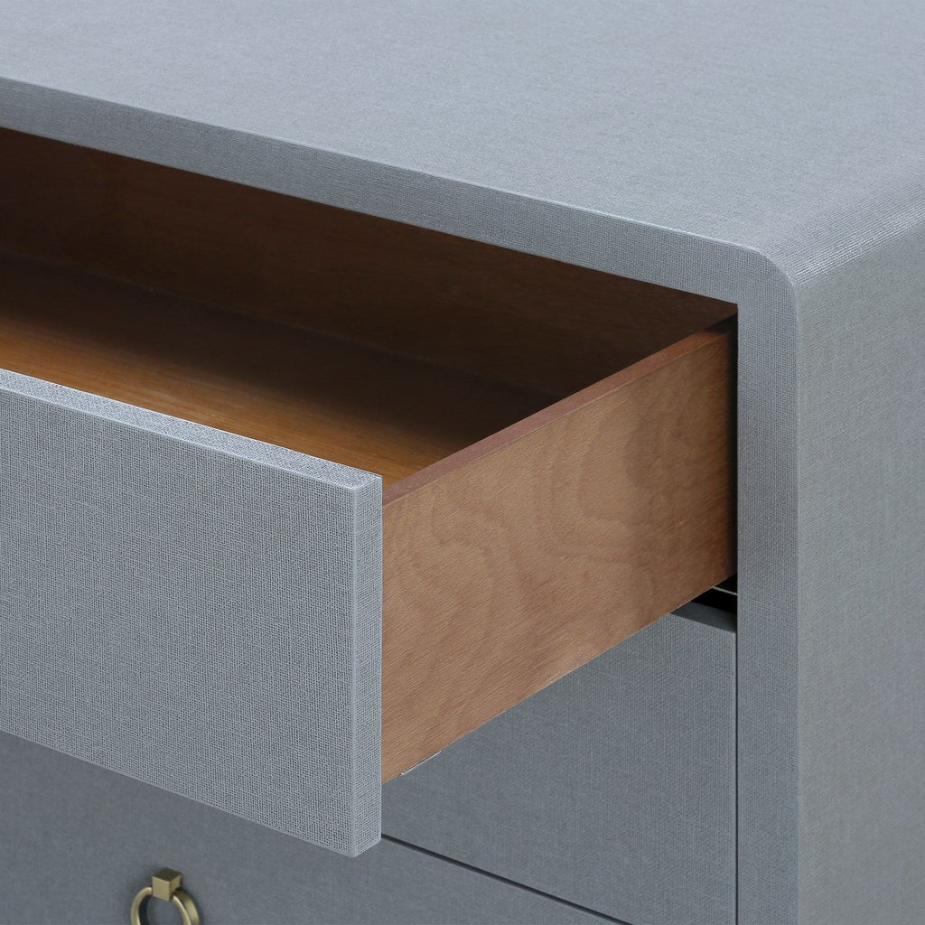 Bryant 3-Drawer Side Table