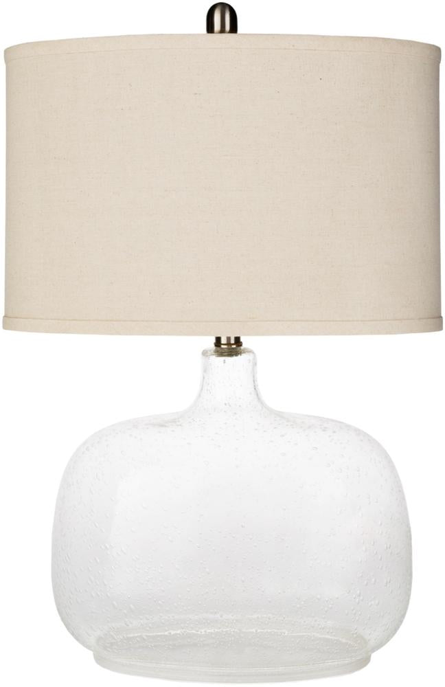 Bentley Table Lamp in Beige & Butter design by Surya
