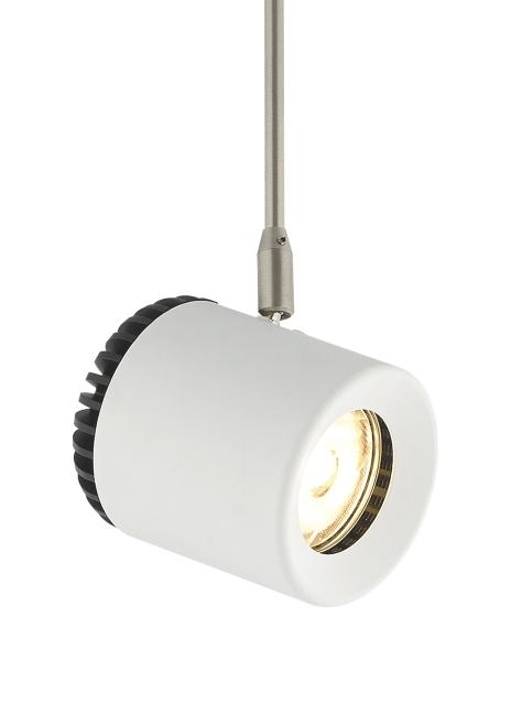 "Monopoint 3500K 6"" Length 90 CRI 35 Degrees Beam Spread Burk Head by Tech Lighting"