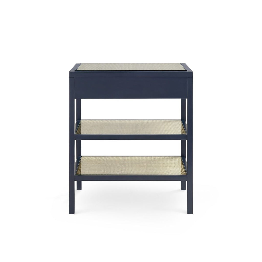 Caanan 1-Drawer Side Table in Various Colors by Bungalow 5