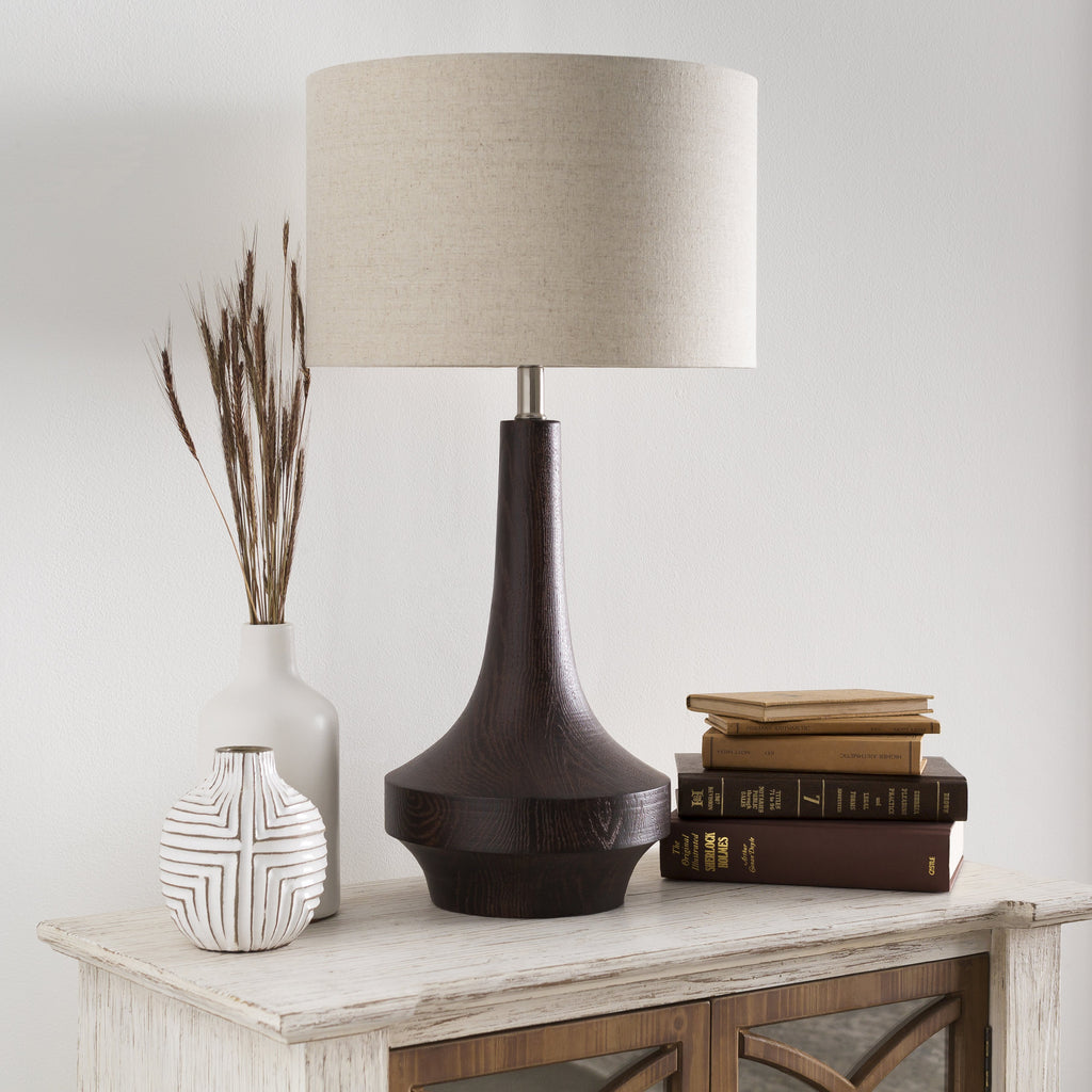 Carson Table Lamp in Various Colors