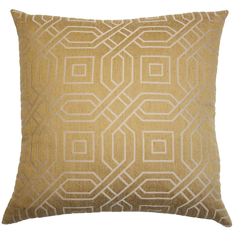 Cannes Graphic Pillow in various sizes design by Square feathers