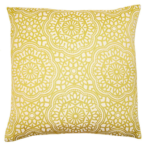Capri Mosaic Pillow  in various sizes design by Square feathers