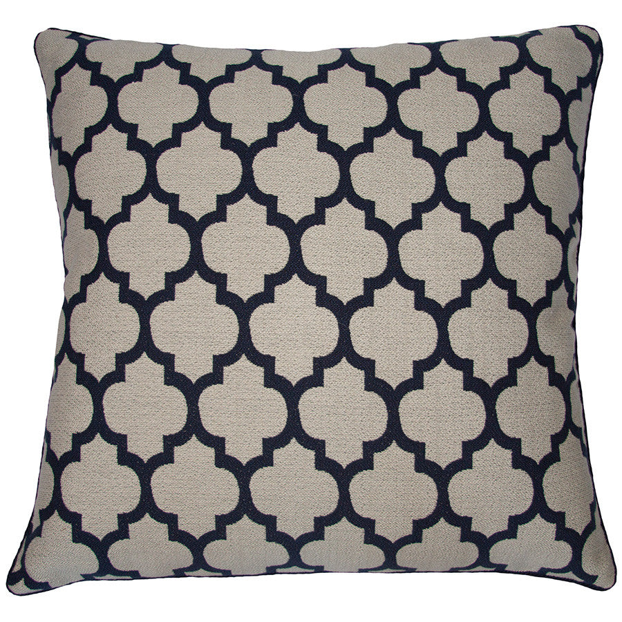 Casablanca Ornate Pillow in various sizes design by Square feathers