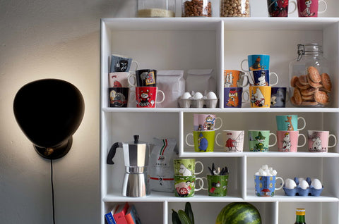 Love Mug Design by Tove Jansson X Tove Slotte for Iittala