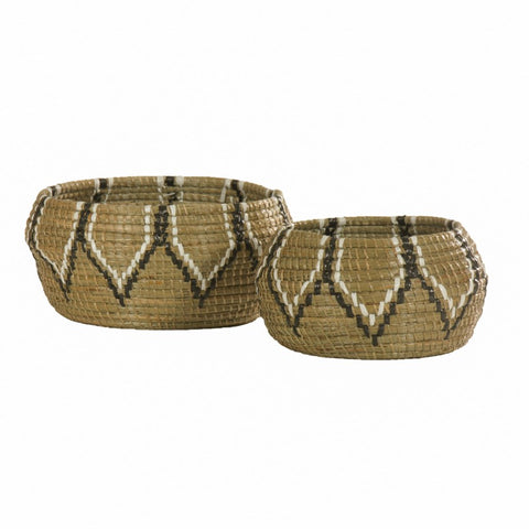 Set of 2 Clemente Nesting Baskets design by Selamat