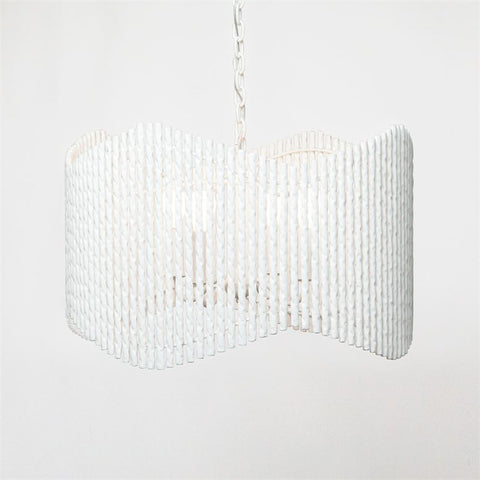 Camille Chandelier by Made Goods