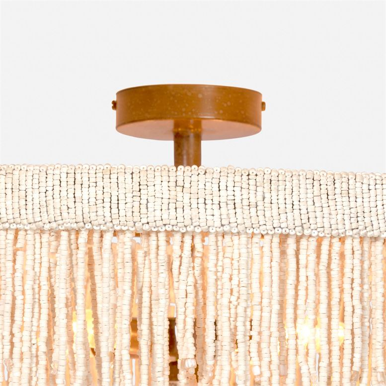 Carmen Semi-Flush Mount Chandelier design by Made Goods